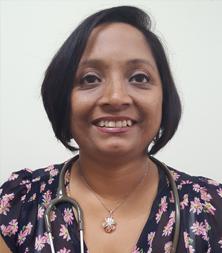 Dr Dona Ratnaweera